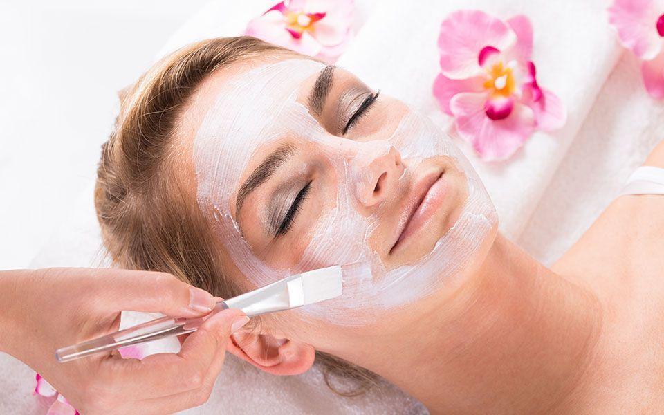 peelings y limpieza facial